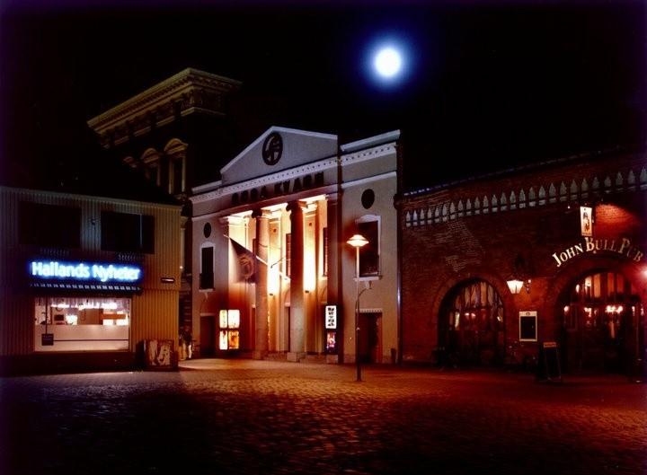 biograf i Nykøbing f mager anal