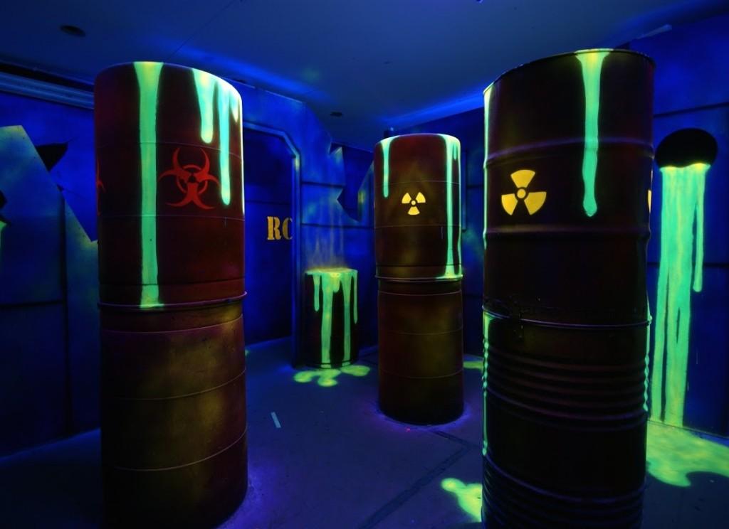 Bildresultat för laserdome kristianstad