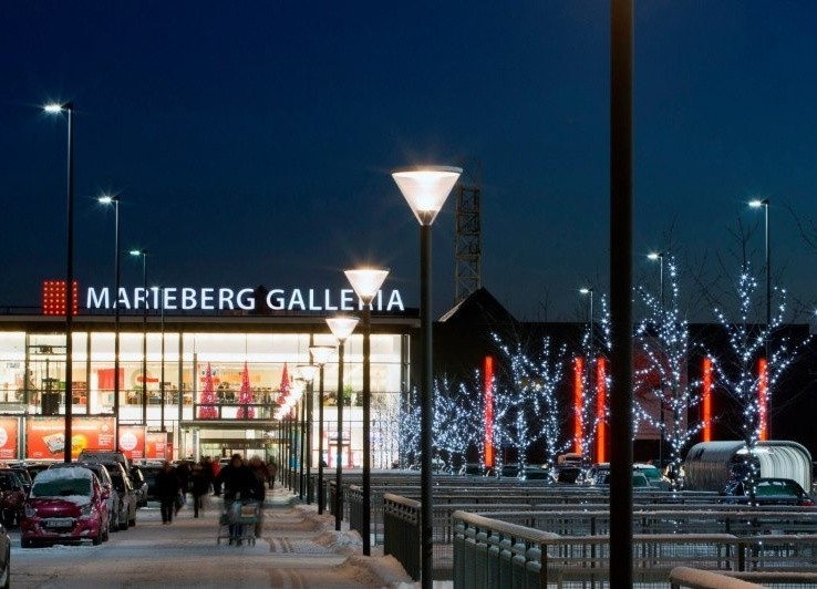Marieberg GalleriaÖrebro Com