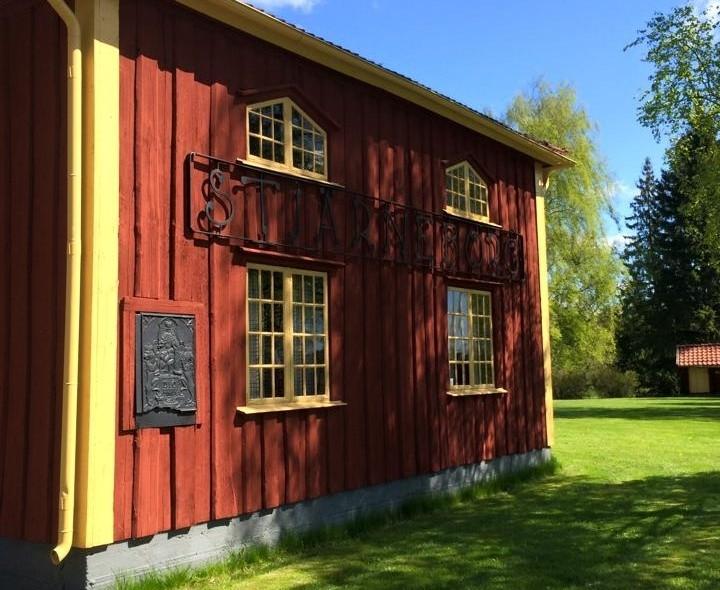 2018 lady daska nära Uppsala