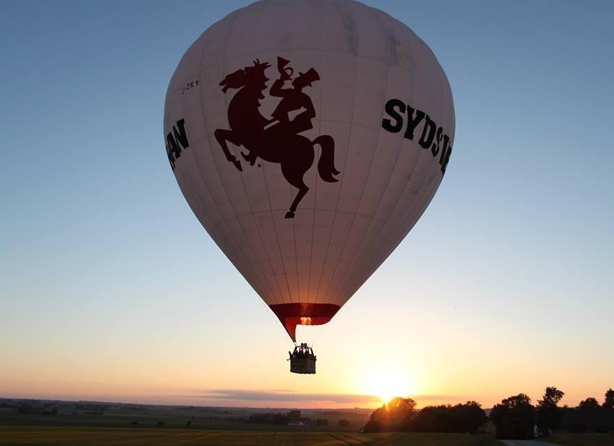 ballongflygning umeå